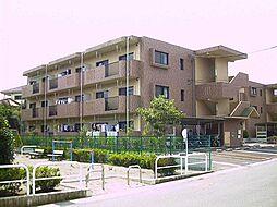 栃木県宇都宮市山本2丁目の賃貸マンションの外観
