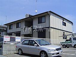 兵庫県神戸市須磨区白川台5丁目の賃貸アパートの外観