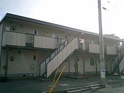 コーポ石田[2階]の外観