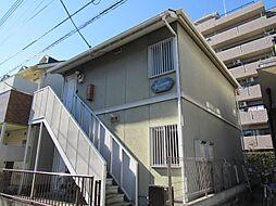 埼玉県さいたま市浦和区瀬ケ崎2丁目の賃貸アパートの外観