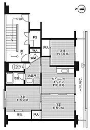 荘原駅 4.5万円