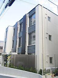 東京都杉並区高円寺南1丁目の賃貸マンションの外観