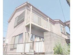 拾石コーポ[2階]の外観