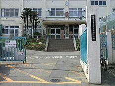 恩方第一小学校 約645m
