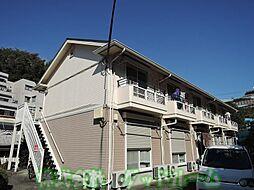 シャトレ・キノナカ[2階]の外観