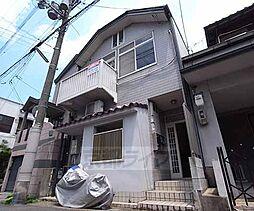 京都府京都市左京区鹿ケ谷西寺ノ前町の賃貸アパートの外観