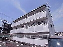 ハートフル青山[3階]の外観