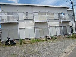 神奈川県高座郡寒川町岡田7丁目の賃貸アパートの外観