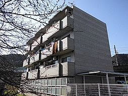 メゾン・四の宮[1階]の外観