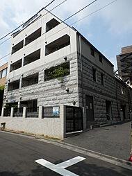 グレンパーク西麻布[6階]の外観
