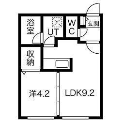 【敷金礼金0円!】Chambre南郷(シャンブル南郷)