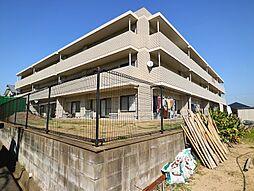 福岡県宗像市日の里6丁目の賃貸マンションの外観