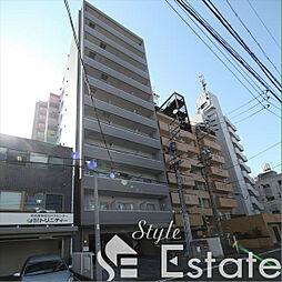愛知県名古屋市中区千代田1の賃貸マンションの外観