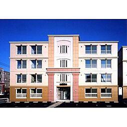 グランメール平和通北A[3階]の外観
