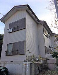 金子荘[1号室]の外観