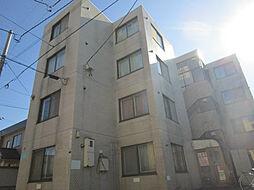北海道札幌市東区北十八条東14丁目の賃貸マンションの外観