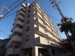 コスモピア野崎[3階]の外観