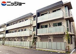 ニッケノーブルハイツ一宮 B棟[2階]の外観