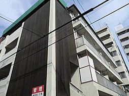 福井マンション[401号室]の外観