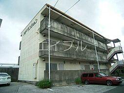 MFマンション[1階]の外観