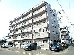 レーベンコート B棟[1階]の外観