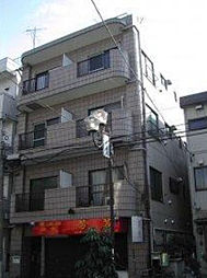 YKマンション[4階]の外観