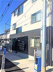 埼玉県さいたま市大宮区宮町5丁目の賃貸アパートの外観