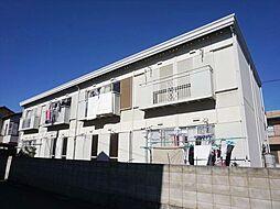 パナハイツタカダヤD[1階]の外観