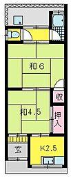 [一戸建] 大阪府寝屋川市萱島東1丁目 の賃貸【/】の外観