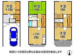 北加賀屋駅 2,280万円