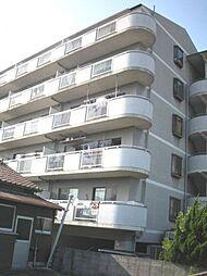 ベルエールアサヒ[4階]の外観