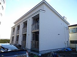 カーサ白鳥(ラサキ)[1階]の外観
