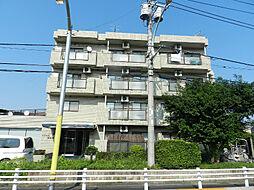 シャルム成城南[4階]の外観