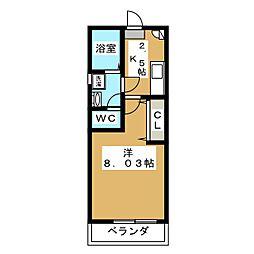 フルハウス[1階]の間取り