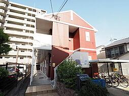 大阪府大阪市城東区野江4丁目の賃貸マンションの外観