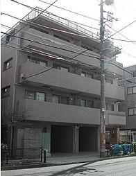 ルーブル駒沢大学[4階]の外観