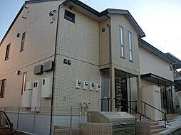 埼玉県さいたま市緑区中尾の賃貸アパートの外観
