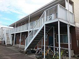 ニューシティー勢田[2階]の外観