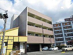 静岡県御殿場市東田中の賃貸マンションの外観