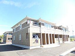 パルテ・カナ−レ I・II・III[1階]の外観