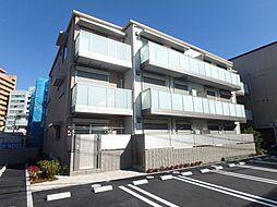 ソラーナ堺東[1階]の外観