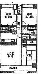 スアイナーカーウ3[1階]の間取り