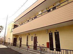 バンダーブルーマンション[2階]の外観