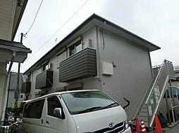 チェリーブロッサム東寺尾[101号室]の外観