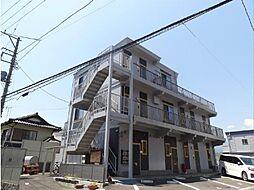 静岡県御殿場市大坂の賃貸マンションの外観