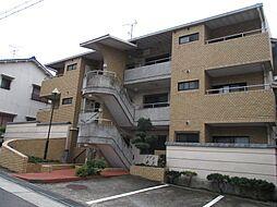 愛知県名古屋市千種区池上町2丁目の賃貸マンションの外観