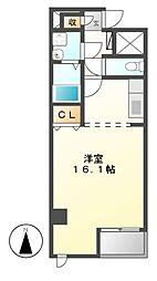 グランシャリオ大矢[8階]の間取り