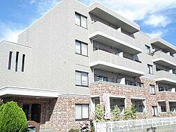 愛知県豊川市東名町2丁目の賃貸マンションの外観
