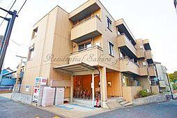 神奈川県藤沢市藤沢1丁目の賃貸マンションの外観