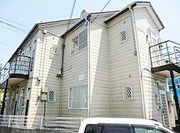 埼玉県さいたま市見沼区東大宮7丁目の賃貸アパートの外観